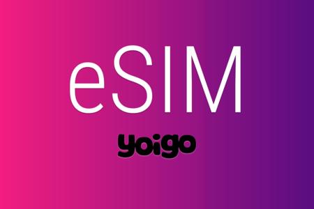 La eSIM llega a Yoigo gratis, pero sin posibilidad de compartir los datos de tu tarifa