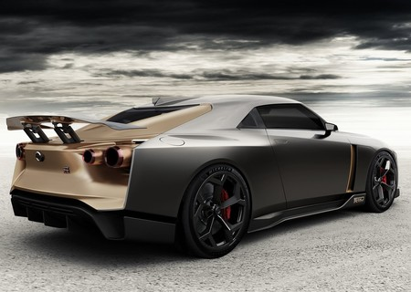 Nissan Gt R50 By Italdesign Concept A Produccion 2