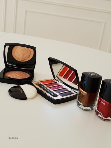 Chanel Maquillaje 5