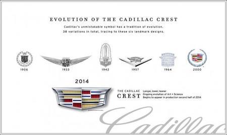 Nuevo logotipo Cadillac