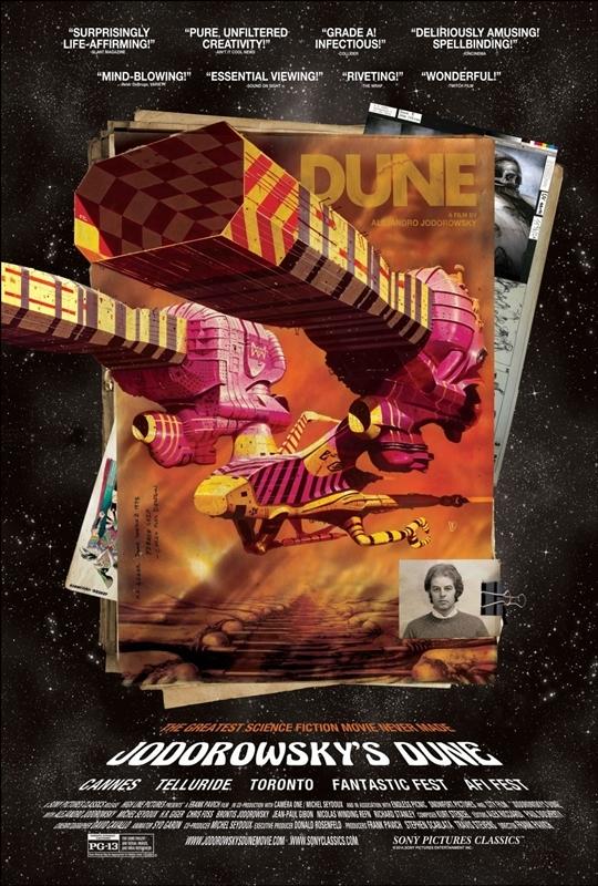 Foto de Carteles de 'Jodorowsky's Dune' (1/2)