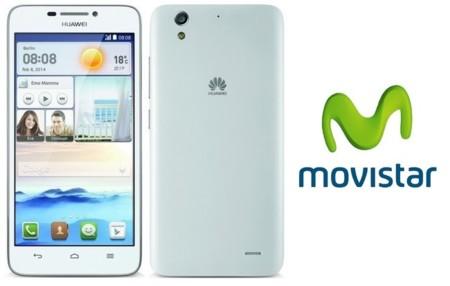50f54491216 Precios Huawei Ascend G630 con Movistar y comparativa con Vodafone y Yoigo