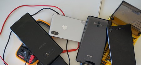 Galaxy Note 8, iPhone X, Pixel 2 XL, Mate 10 y Xperia XZ1 frente a frente: comparativa de sus cámaras principales