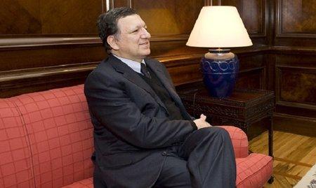 Durão Barroso pide más austeridad a los países europeos