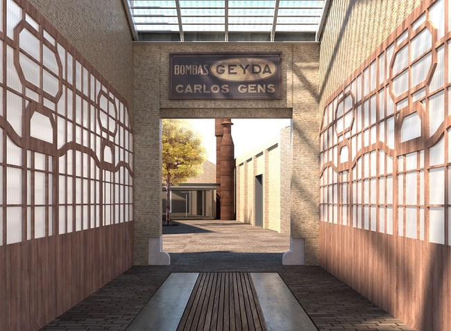 Centro De Arte Bombas Gens