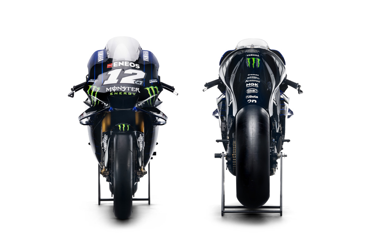 Foto de Monster Energy Yamaha MotoGP 2019 (8/65)