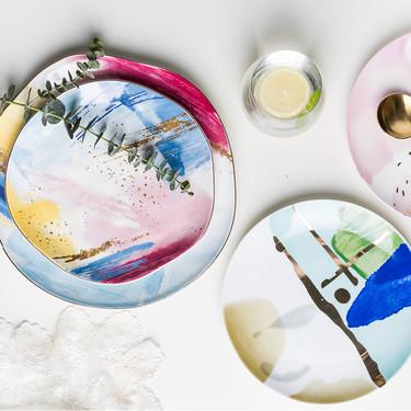 Las vajillas más bonitas que hemos visto nunca están en Aliexpress y visten tu mesa por mucho menos de lo que crees