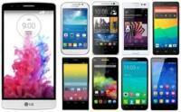 Así queda el LG G3 Beat comparado con otros 5 pulgadas de gama media