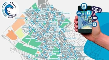 GOWEX dará cobertura WiFi al 80% de Burjassot