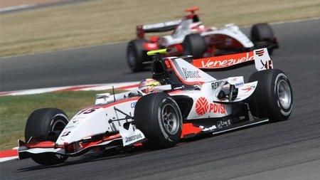 Pastor Maldonado se proclama campeón de la GP2