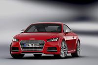 Audi TT y TTS: tercera generación de un clásico