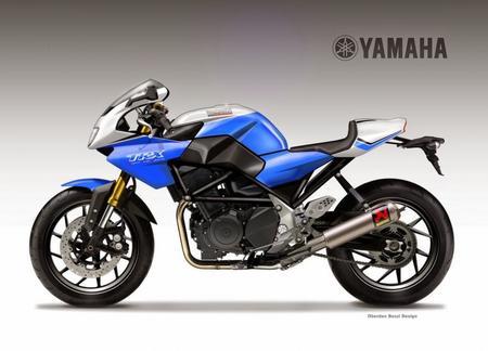 Yamaha Trx 900