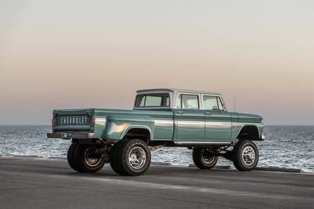 Chevrolet Ponderosa By Rtech 33
