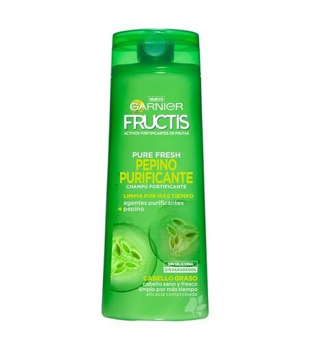 Garnier Champu Fructis Pure Fres