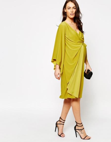 Vestido Verde Lima Asos