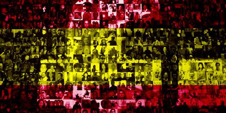 En Barcelona, Sevilla o Valencia hay muchísimos más perfiles de Facebook que habitantes