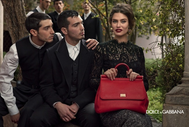 Foto de Campaña Otoño-Invierno 2013/2014 Dolce & Gabbana (4/12)