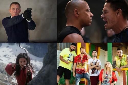 Todos los estrenos de películas que han sido aplazados por el coronavirus