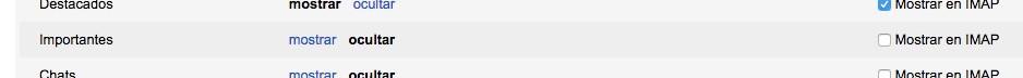 Gmail Importantes Opciones Configuracion Ajustes