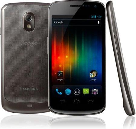 Precios Samsung Galaxy Nexus con Vodafone