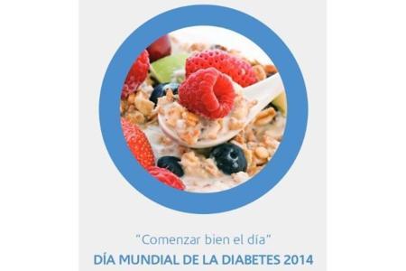 Día Mundial de la Diabetes: cuida tu alimentación