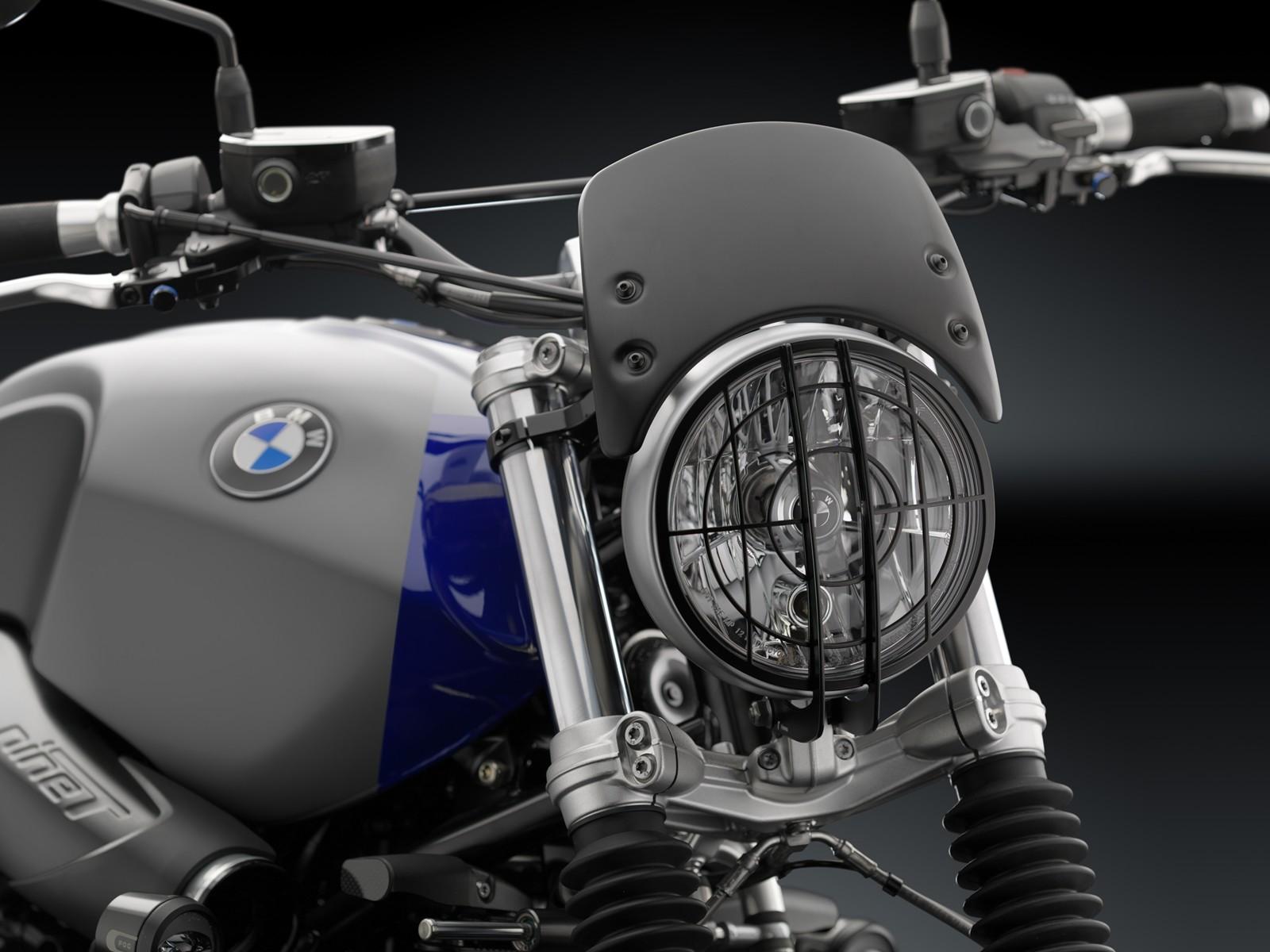 Foto de BMW R nineT Scrambler by Rizoma (8/12)