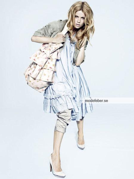 H&M presenta la colección primavera-verano 2009 para mujer