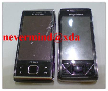 Comparando el Sony Ericsson Xperia X2 con su antecesor, el Xperia X1