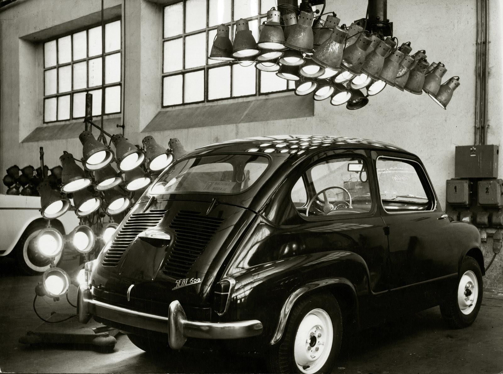 Foto de SEAT 600 (50 Aniversario) (58/64)