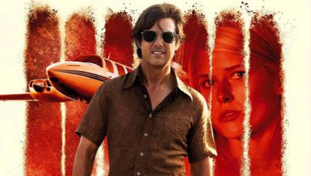 Drogas, armas y Tom Cruise pasándoselo en grande en el tráiler de 'Barry Seal: El traficante'