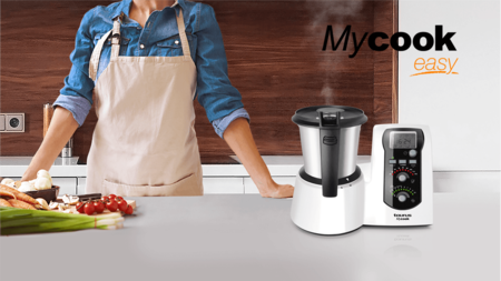 Este Taurus Mycook Easy puede hacerte la vida más fácil en la cocina y hoy está a su precio mínimo en Amazon: 299 euros