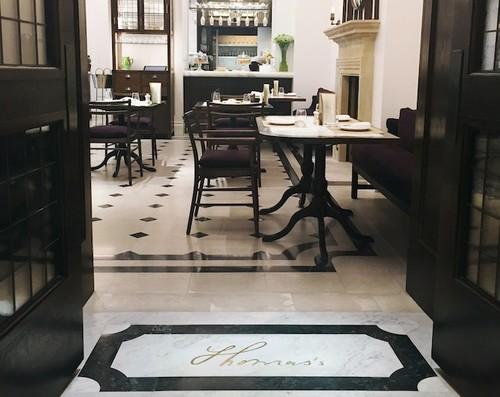 ¿Conoces a Thomas's? La nueva cafetería de Burberry en pleno Londres