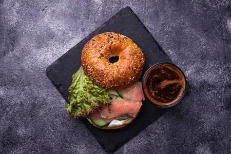 bagels-salmon