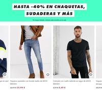 Ofertas en Asos: hasta 40% de descuento en sudaderas, camisetas y pantalones Puma, Adidas, Nike o Quiksilver entre otras