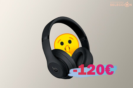 Aíslate del mundo con los auriculares Beats Studio3: cancelación de ruido y 22 horas de batería por 228,99 euros en Amazon