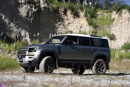 Land Rover Defender Mexico Lanzamiento 11