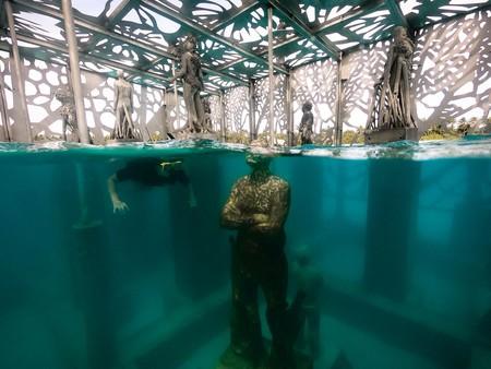 The Coralarium, un homenaje a la vida marina en las Maldivas