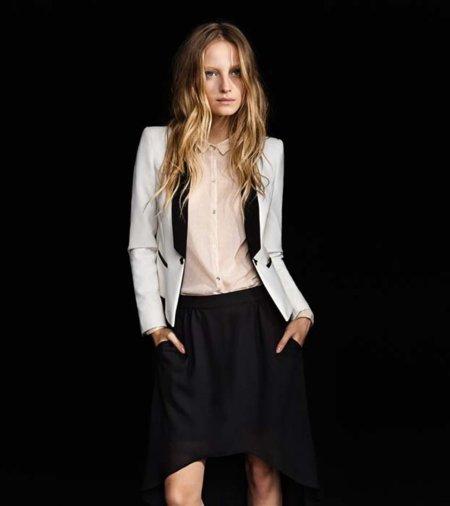 Zara Trafaluc chaqueta