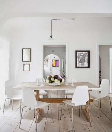 Las cinco reglas de oro de cómo conseguir un 'look' natural o neorústico en tu apartamento urbano