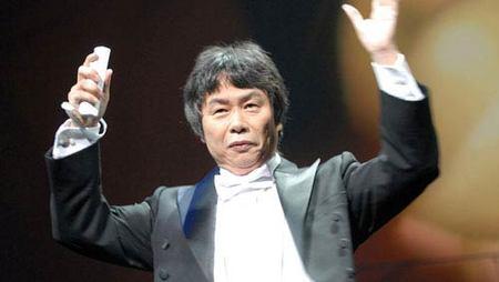 Shigeru Miyamoto - Wii Music
