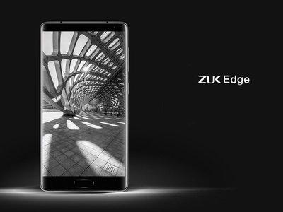 Oferta Flash: Lenovo Zuk Edge, el móvil sin marcos de Zuk, por 223 euros