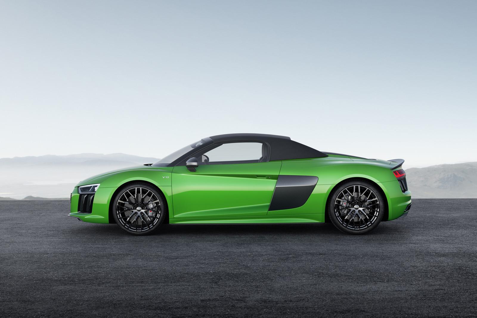 Foto de Audi R8 Spyder V10 Plus (4/10)