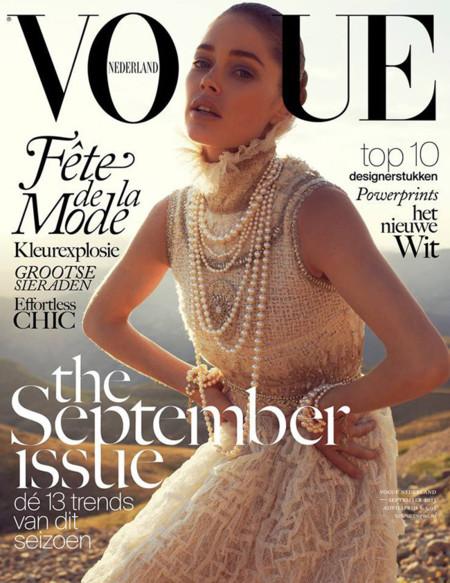 Vogue Holanda septiembre 2013
