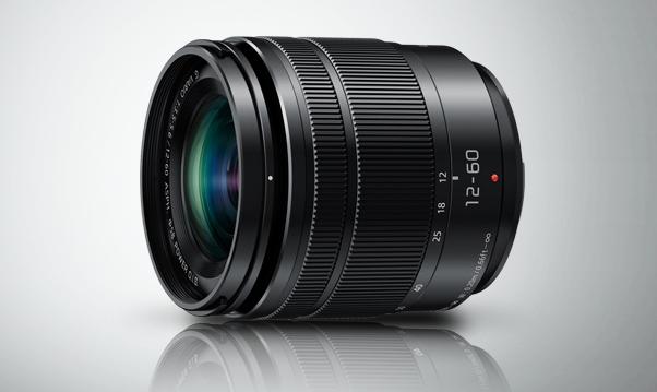 Lumix G 12-60 mm, nuevo zoom sellado de Panasonic