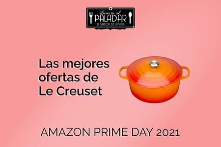 Amazon Prime Day 2021: las mejores ofertas de cocottes y otros utensilios de Le Creuset