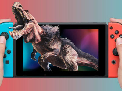 ¿Monster Hunter World en Nintendo Switch?  Iron Galaxy se ha ofrecido a adaptarlo