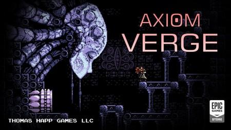 Axiom Verge tiene un error surrealista en la Epic Games Store. Tiene que ver con archivos de Steam y así lo puedes arreglar