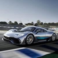 ¡Confirmado! El Mercedes-AMG One, un hiperdeportivo híbrido de más de 1.000 CV, comenzará a fabricarse en 2022