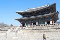 Gyeongbokgung, el palacio principal de Seúl