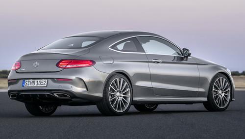 Mercedes-Benz Clase C Coupé 2015: el 'baby' S Coupé, al descubierto